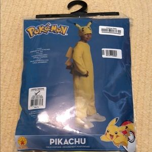 Other - ✨New in Package✨Pokémon Pikachu Costume sz 12-14